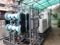 Electro Chlorination system